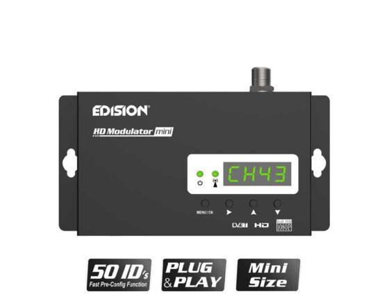 EDISION hdmi modulator