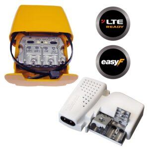 tv signal amplifier