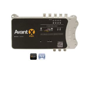 avant x pro televes amplifier mini headend 532121