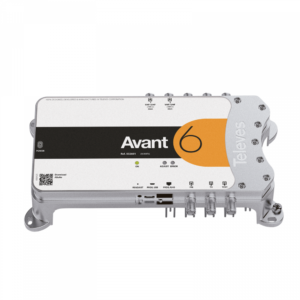 avant6 televes amplifier mini headend