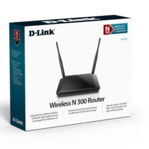 D-link network router