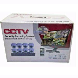 cctv kit ip cameras